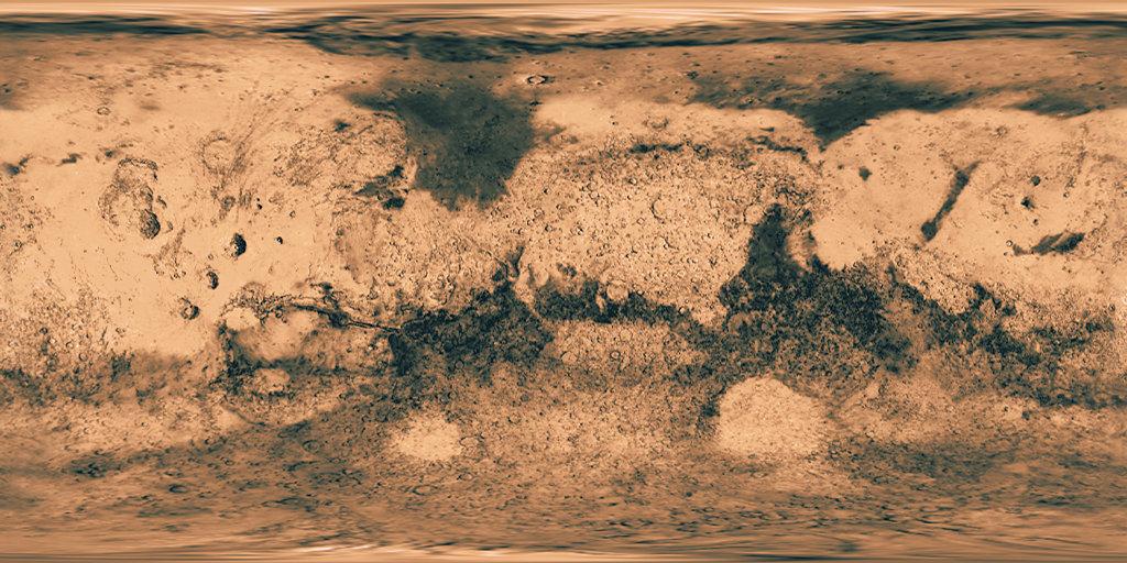 mars planet map hi res - photo #16